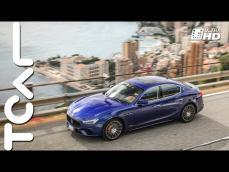 浪漫之旅 Maserati Ghibli GranSport 海外試駕 - TACR