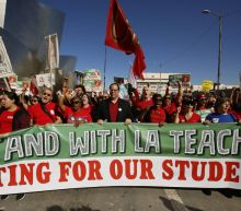 LA teachers' strike all but certain as talks stall
