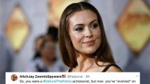 US Actress Alyssa Milano Who Supported 'Defund the Police' Campaign Trolled for Calling Cops