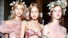 7 Pretty Wedding Hair Ideas Straight From the Runway