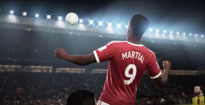 EA's 'FIFA 17' lands on September 27th
