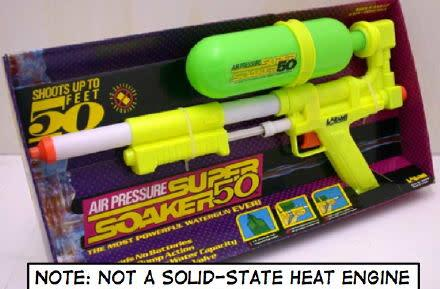 Super Soaker inventor looking to double solar efficiency