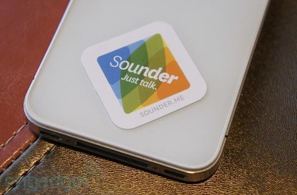 Sounder launches, we go hands-on (video)