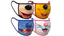 Disney launches new line of cloth face masks