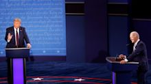 The first 2020 debate was a political horror show as Trump tried to bully Biden and the former vice president told him to 'shut up'
