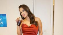 Ashley Graham is red-hot —but that's not why she wears the color all the time