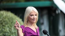White House adviser Kellyanne Conway to leave at end of August