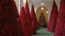 PHOTOS: White House holiday decorations unveiled