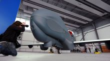 Canada bids for mothballed prototype drone from Germany