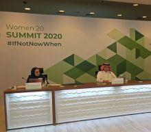G20 women's forum urged to press hosts Saudi on rights