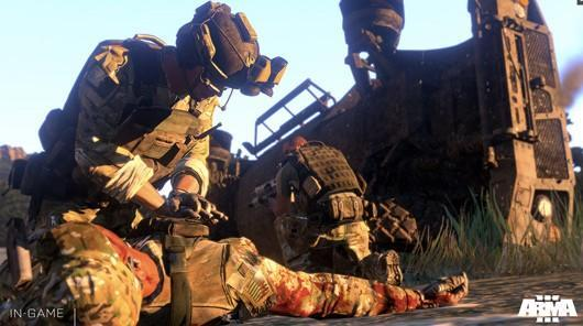 Arma 3 campaign DLC 'Survive' is wheels up on October 31