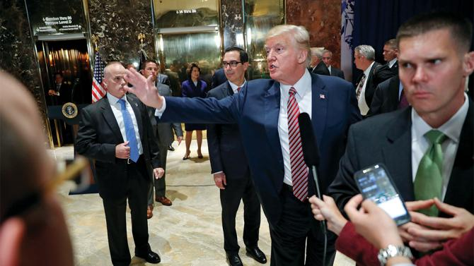 CEOs, Media Chiefs Aghast Over Trump's Reluctance to Denounce Neo-Nazi Violence