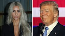 Kim Kardashian praised as she slams Donald Trump's controversial Puerto Rico tweet