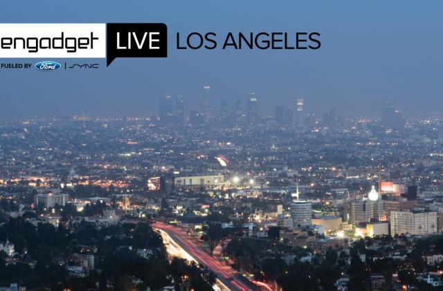 Engadget Live hits Los Angeles next week!
