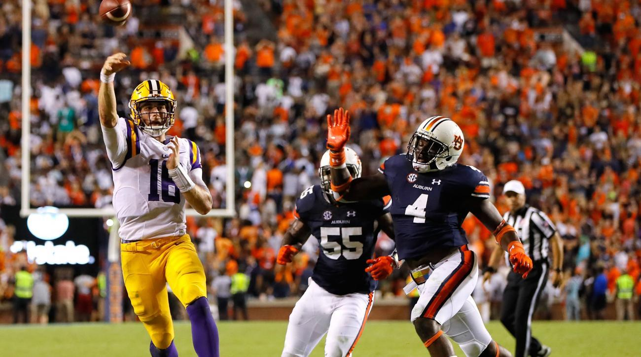 How to Watch Auburn vs. LSU: Live Stream, TV Channel, Time