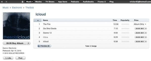 Apple's iCloud music service will automatically mirror your iTunes library using 'high-quality' tracks?