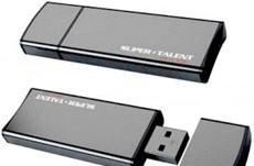 Super Talent intros 8GB USB 3.0 Express Duo flash drive for $14