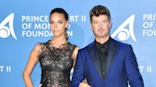 Robin Thicke's girlfriend shamed on Instagram after revealing she's pregnant with baby No. 2