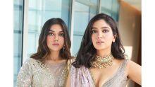 Bhumi Pednekar And Samiksha Pednekar Are Sister Goals, See Their Adorable Pics Together