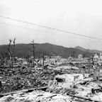 'I met the man who destroyed my city': Hiroshima survivor tells of unique meeting with pilot on 75th anniversary of bombing