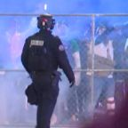 Portland's violent unrest almost in endless cycle