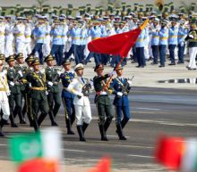 Amid deepening ties, Chinese troops join Pakistan Day parade