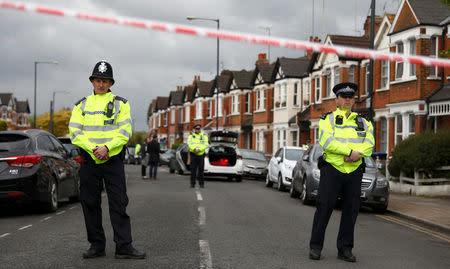 Tres mujeres detenidas en operación antiterrorista en Londres
