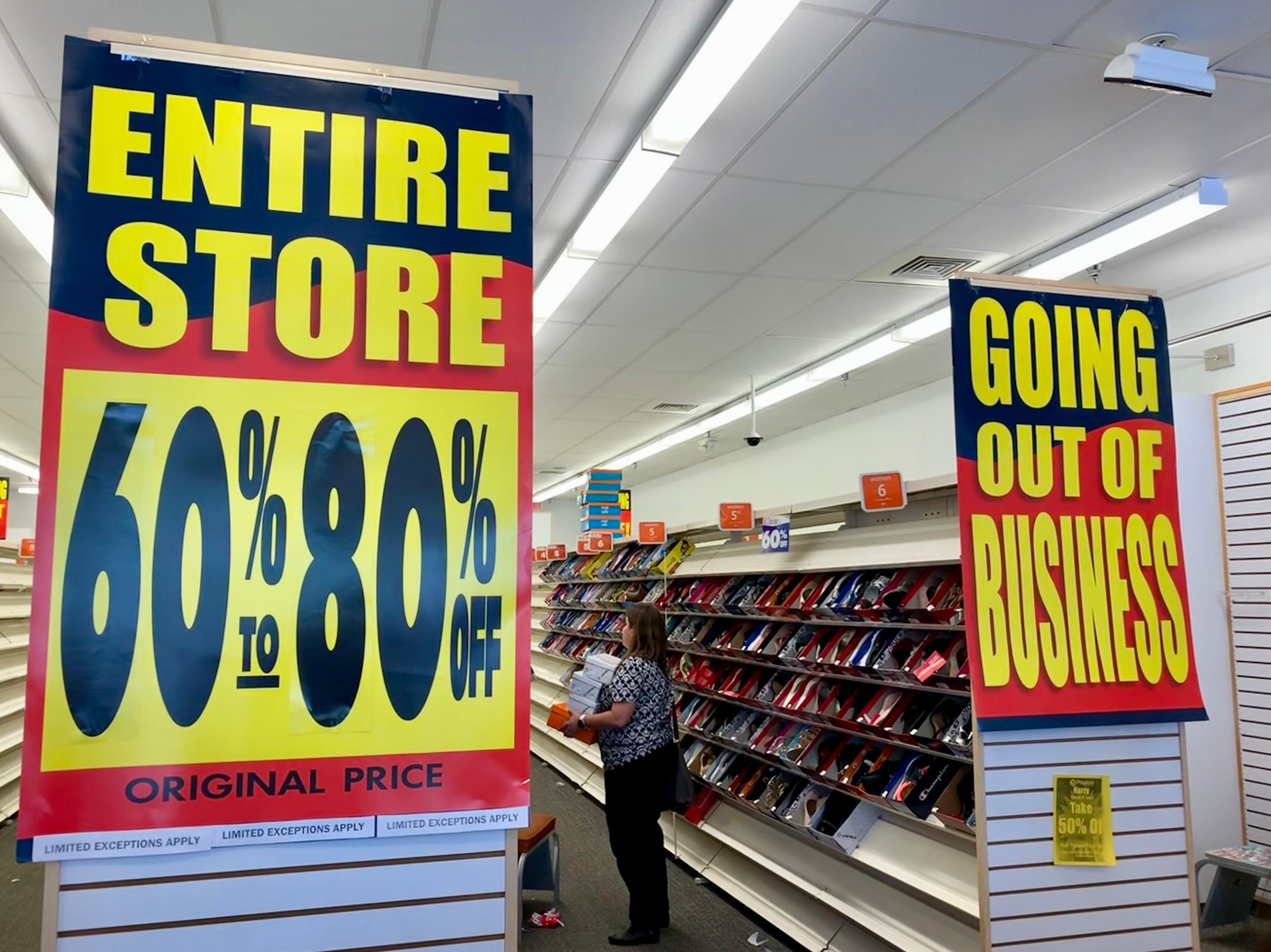 Death of a retailer: Creditors claim hedge fund may be to blame for Payless' bankruptcy