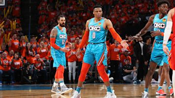 Westbrook, Thunder fight back vs. Blazers