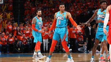 Westbrook, Thunder fight back vs. Blazers