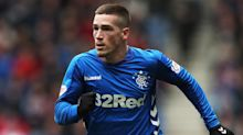 Rangers manager Gerrard plays down England talk about in-form Kent