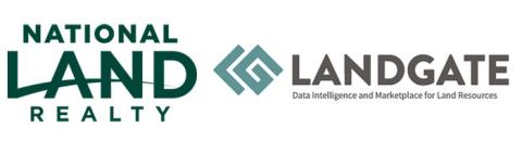 National Land Realty and LandGate Partner to Create Nation's Leading Land Marketplace Platform