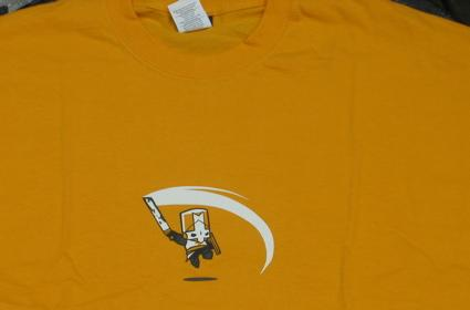Joyswag: A Castle Crashers tee for your thoughts ... the revenge! [update 1]