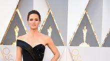 Sola y espectacular Jennifer Garner