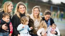 Meet the women who set up Mush: the new 'Tinder for mums'