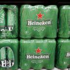 Heineken cautious on outlook after June pick-up