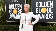 Jamie Lee Curtis criticises 'Fiji Water Girl' for Golden Globes PR stunt