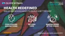 6th Annual Oliver Wyman Health Innovation Summit Focuses on Breaking Boundaries to Build a Better Way