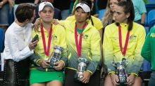 Barty puts brave face on Fed Cup defeat