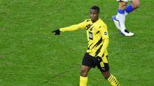 Dortmund's Moukoko becomes youngest ever Bundesliga player
