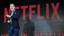 Netflix shares surge, pushing its market value to near $110 billion and Wall Street sees more to come