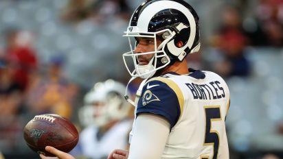Broncos signing Bortles with Lock injured