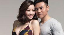 Lynn Hung gives birth to twins?