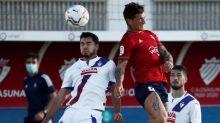 Osasuna ya echa de menos al Chimy Ávila