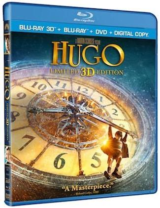 Martin Scorsese's 'Hugo' Blu-ray 3D set for release February 28th -- 3D haters beware
