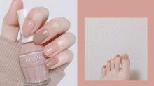 日本「奶霜系」美甲:不需要技巧,選對顏色馬上讓氣質提升!