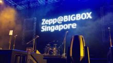 Zepp opens first concert hall outside Japan with Zepp@BIGBOX in Singapore