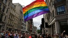 LGBT rights are on the line today in the government's Brexit bill