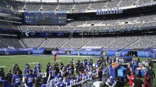 Giants on track for MNF game vs. Buccaneers after players cleared to leave quarantine