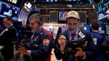 Wall Street opens lower as Apple weighs, trade deadline looms